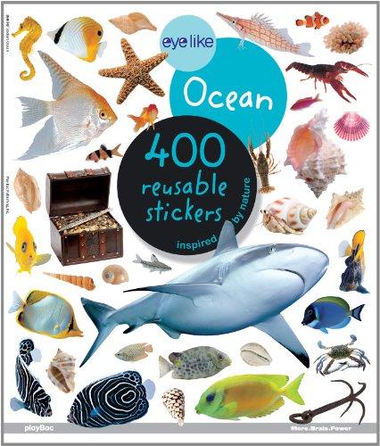 9781602141469: Eyelike Stickers: Ocean