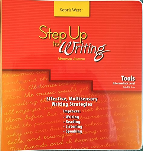 9781602181663: Step Up to Writing Tools Intermediate Level grades 3-6