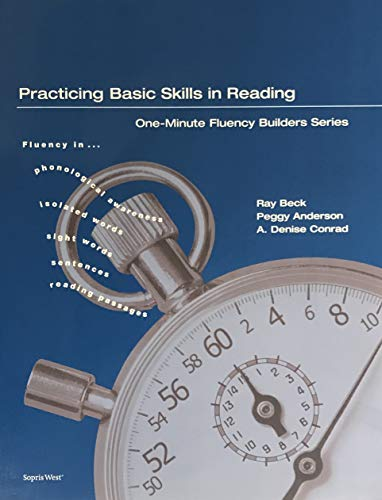 9781602185067: Practicing Basic Skills in Reading: One-Minute Fluency Builders Series
