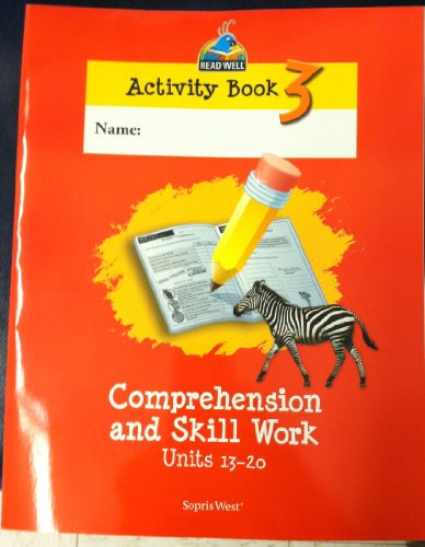 Read Well Activity Book 3 Comprehension and: Unknown