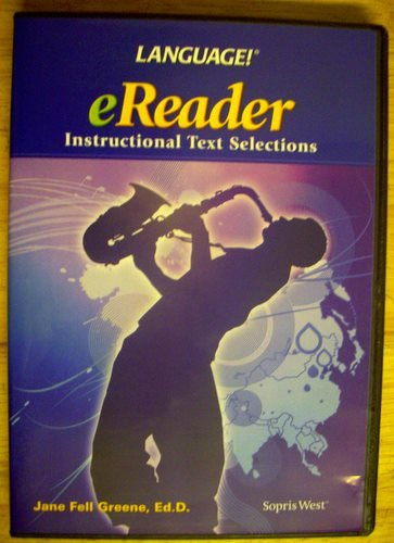 Language! eReader Instructional Text Selections