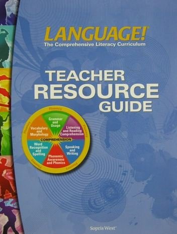 9781602186774: Language! 4th Edition TRG (TE)(Spiral) by Greene & Eberhardt (2009 Language! The Comprehensive Literacy Curriculum Fourth Edition -- Teacher Resource Guide (TE)(Spiral) by Jane Fell Greene & Nancy Chapel Eberhardt ***ISBN-13: 9781602186774. 463 Pages)