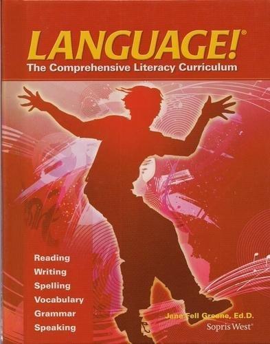 9781602186958: Language! The Comprehensive Literacy Curriculum (Book E)