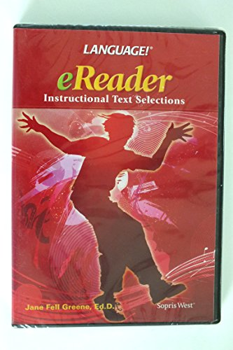 LANGUAGE eReader Instructional Text Selections
