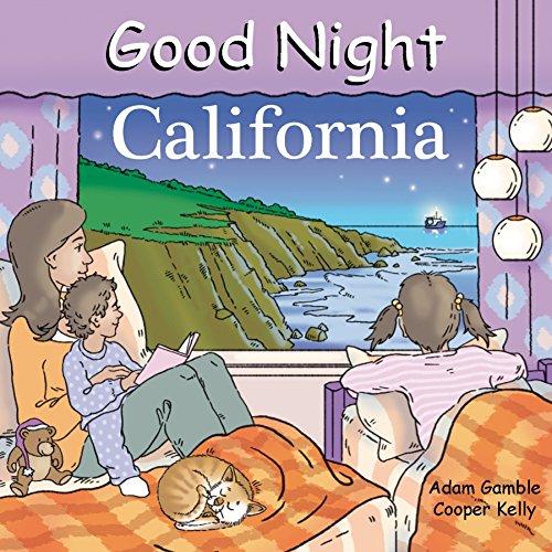 Good Night California (Good Night Our World): Gamble, Adam