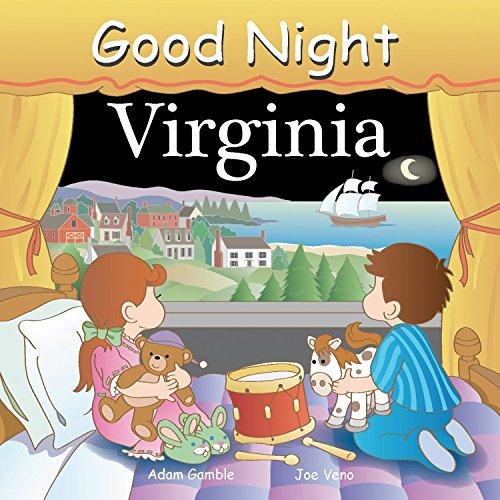 9781602190269: Good Night Virginia (Good Night Our World)