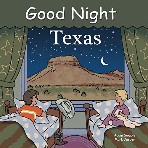 Good Night Texas (Good Night Our World): Gamble, Adam