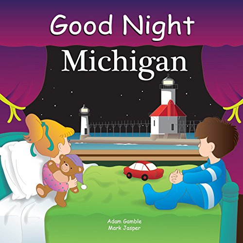 Good Night Michigan (Good Night Our World): Gamble, Adam