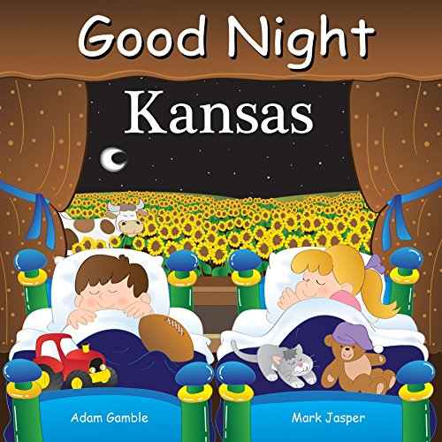 9781602192232: Good Night Kansas (Good Night Our World)