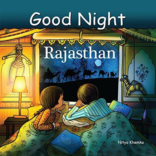 Good Night Rajasthan: Nitya Khemka ,