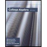 9781602291225: Understanding College Algebra
