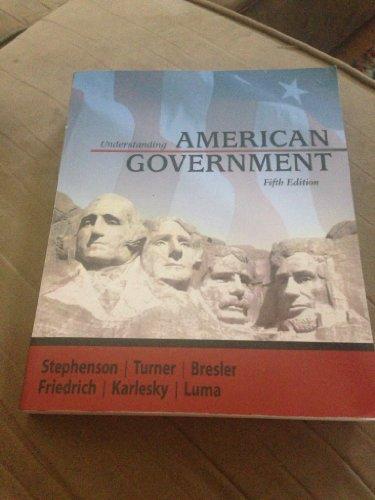 9781602294653: Understanding American Government