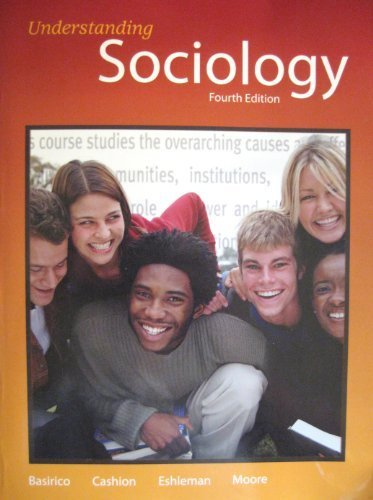 9781602295186: Understanding Sociology, Fourth Edition