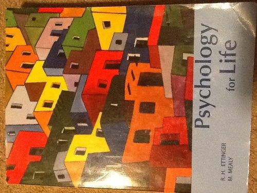 9781602295964: Psychology for Life