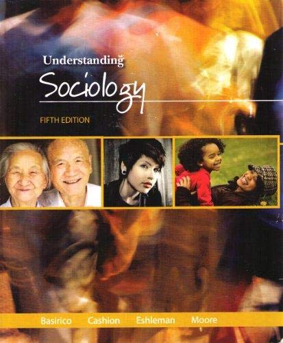 9781602295971: Understanding Sociology Fifth Edition