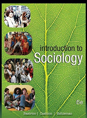 9781602297784: Introduction to Sociology, 5e