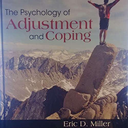 9781602298835: PSYCHOLOGY OF ADJUSTMENT+COPIN