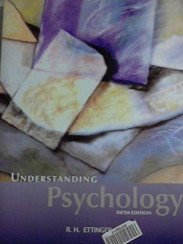 9781602299245: Understanding Psychology Fifth Edition