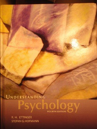 9781602299481: Understanding Psychology