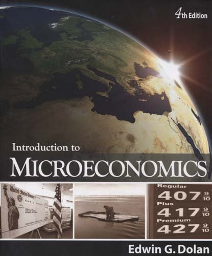 9781602299610: Introduction to Microeconomics