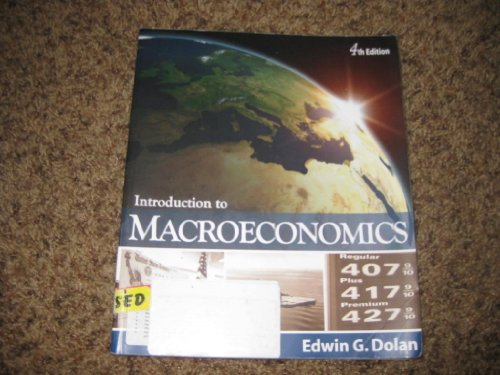9781602299627: Introduction to Macroeconomics 4th Edition