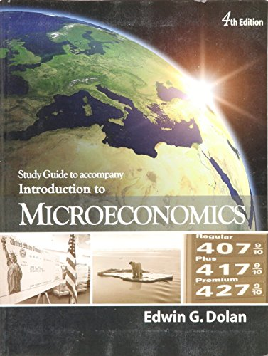 9781602299641: INTRODUCTION TO MICROECONOMICS-STD.GDE.
