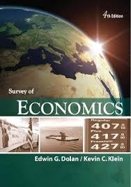 9781602299672: Study Guide to accompany Survey of Economics