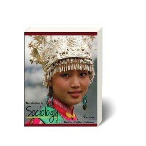 Introduction to Sociology: Barbara G. Cashion;
