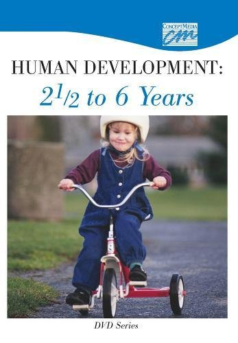 Human Development: 2 1/2 to 6 Years: Complete Series (DVD) (Pediatrics and Obstetrics): ...