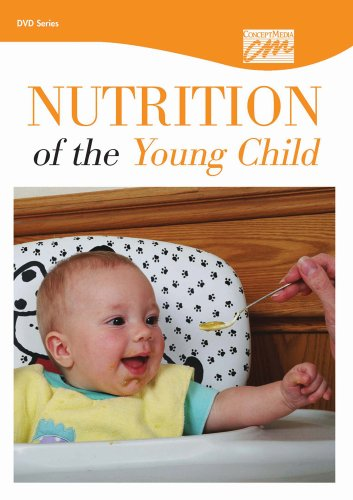 Nutrition of the Young Child: Complete Series (DVD) (Concept Media DVD Series): Concept Media