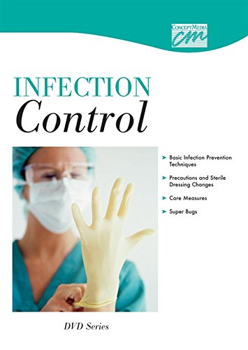9781602322684: Infection Control (DVD) (Home Health Care)
