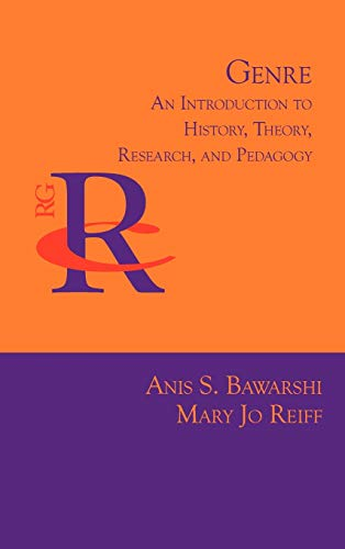 9781602351714: Genre: An Introduction to History, Theory, Research, and Pedagogy (Reference Guides to Rhetoric and Composition)