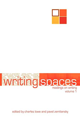 9781602351844: Writing Spaces: Readings on Writing Volume 1