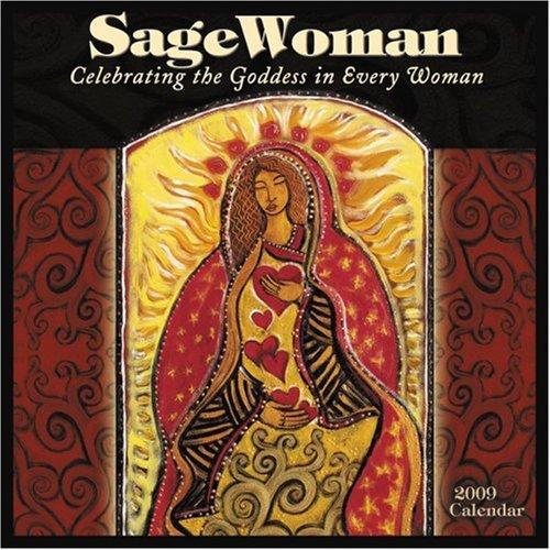 9781602370982: SageWoman 2009 Wall Calendar