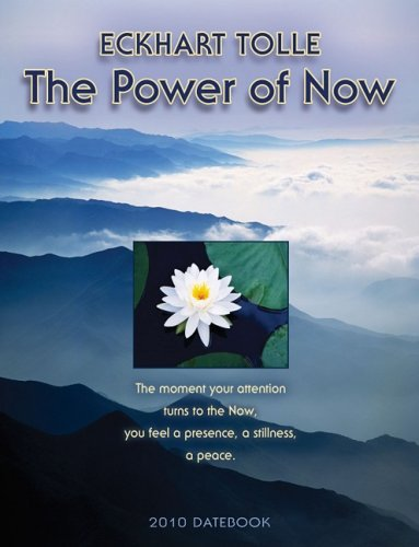 9781602372399: The Power of Now 2010 Datebook