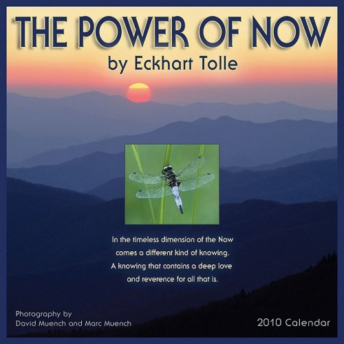 9781602372801: The Power of Now 2010 Wall Calendar