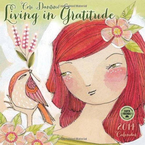 9781602377370: Living in Gratitude Calendar
