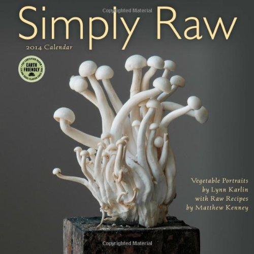 9781602377509: Simply Raw: Vegetable Portraits by Lynn Karlin with Raw Recipes by Matthew Kenney