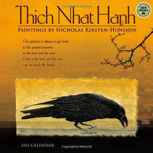 9781602377547: Thich Nhat Hanh: Paintings by Nicholas Kirsten-Honshin