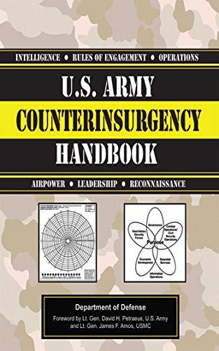 U.S. Army Counterinsurgency Handbook (US Army Survival): Defense, Department of