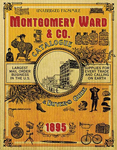 9781602392380: Montgomery Ward & Co. Catalogue and Buyers' Guide 1895