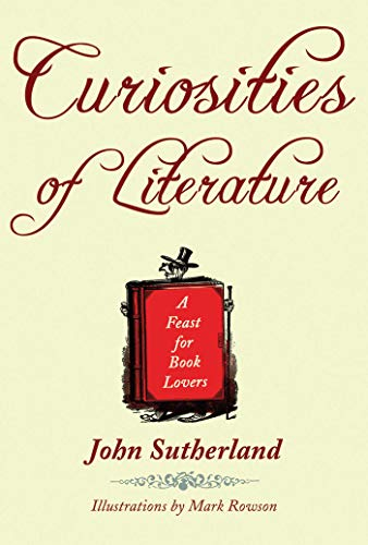 9781602393714: Curiosities of Literature: A Feast for Book Lovers