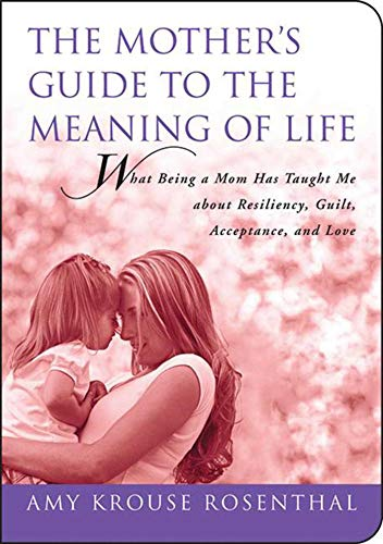 9781602396555: The Mother's Guide to the Meaning of Life: What Being a Mom Has Taught Me About Resiliency, Guilt, Acceptance, and Love (Guides to the Meaning of Life)