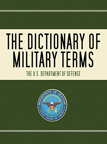 9781602396715: The Dictionary of Military Terms