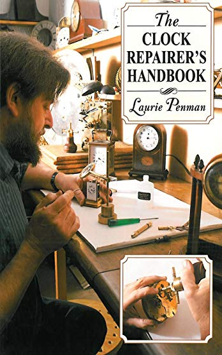 9781602399617: The Clock Repairer's Handbook