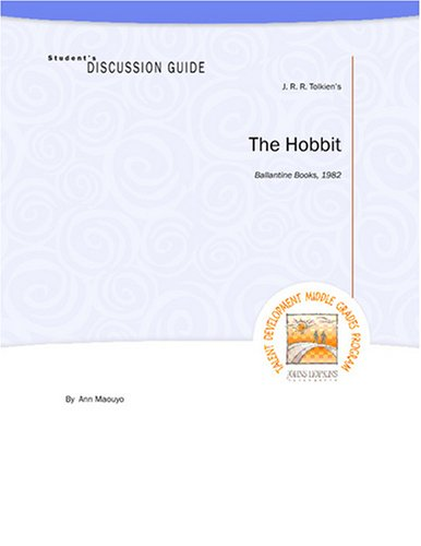 9781602400016: Student's Discussion Guide to The Hobbit