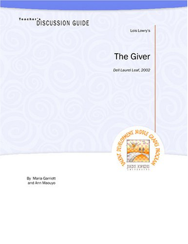 9781602400078: Teacher's Discussion Guide to The Giver