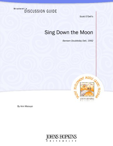 Student's Discussion Guide to Sing Down the: Ann Maouyo