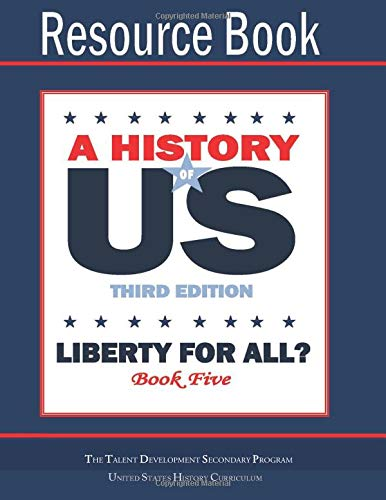 9781602401020: Liberty for All? Resource Book