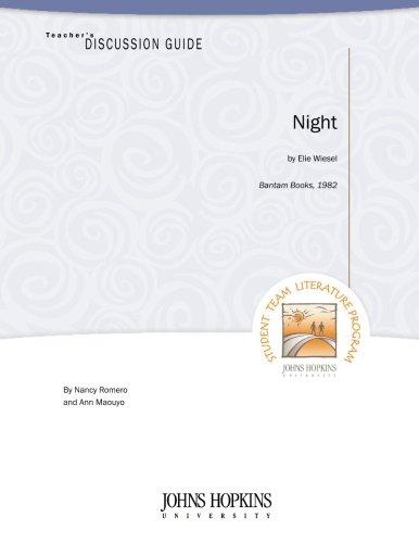 9781602402164: Night Teacher's Discussion Guide